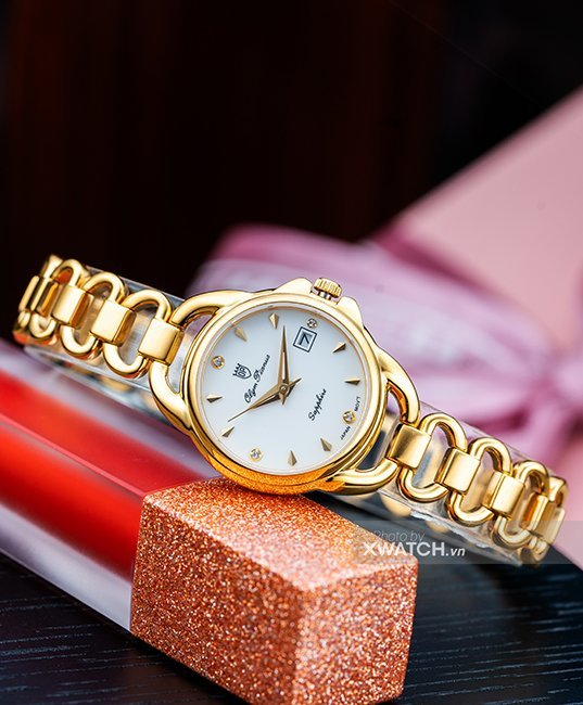 Đồng hồ Olym Pianus OP2467LK-T