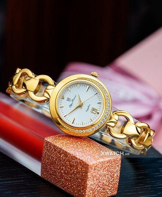 Đồng hồ Olym Pianus OP2474DLK-T