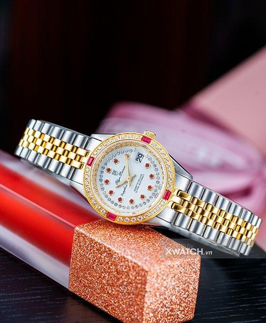 Đồng hồ Olym Pianus OP68322DSK-T