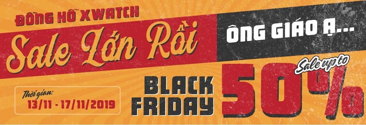 Black Friday Sale Up To 50