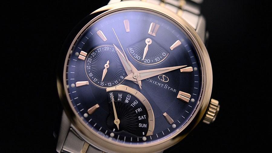 Thương hiệu đồng hồ nổi tiếng Orient