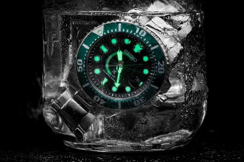 Độ chống nước của đồng hồ