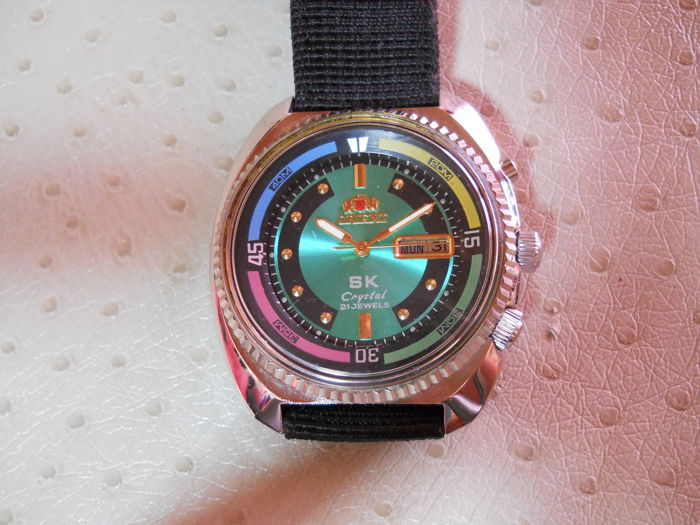 Đồng hồ Orient SK Sea King