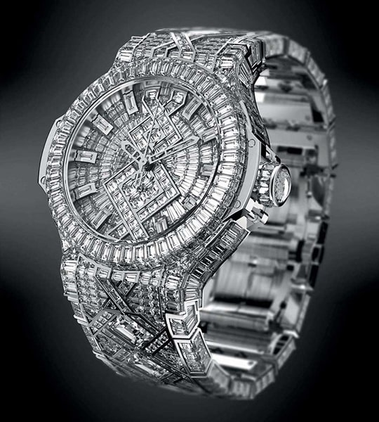 Hublot Diamond Watch 115 tỷ VNĐ