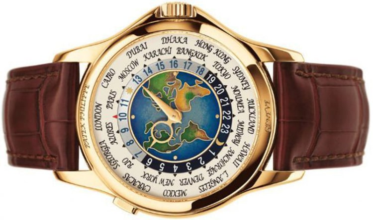 Patek Philippe Platinum World Time 4 triệu USD