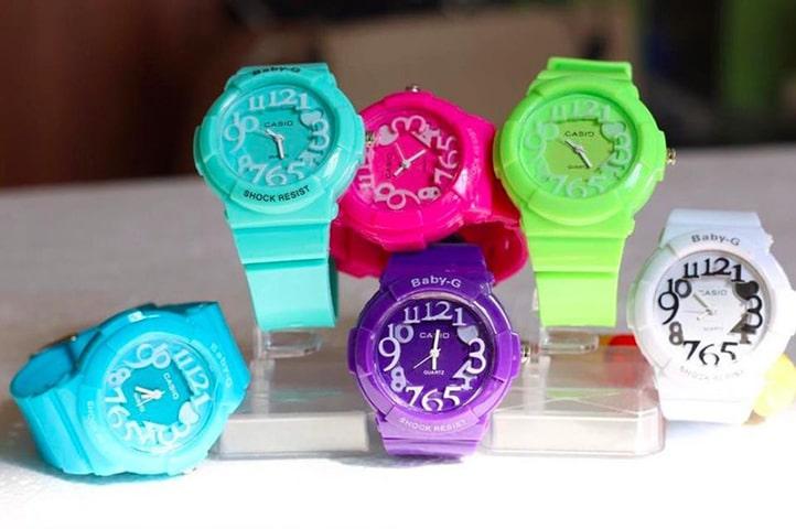 Không nên mua đồng hồ trẻ em xách tay