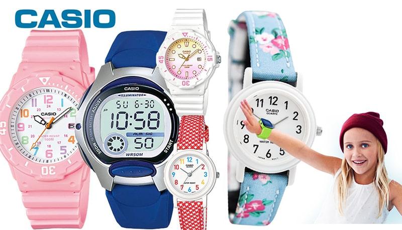 Nên mua đồng hồ trẻ em chính hãng