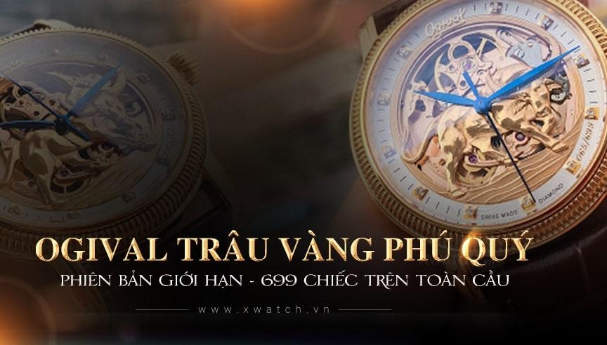 Ogival Kim Ngưu Thần Tài OG358.52AGR-GL
