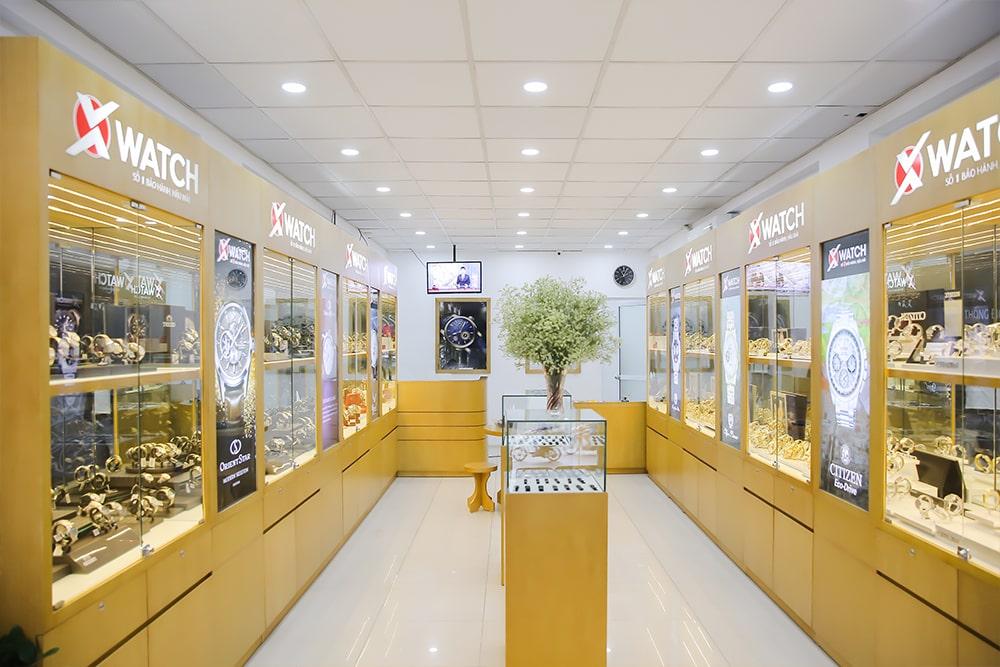 Cửa hàng đồng hồ chính hãng Xwatch