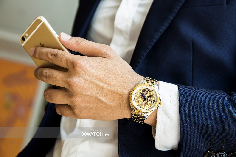 Đồng hồ Ogival độc long