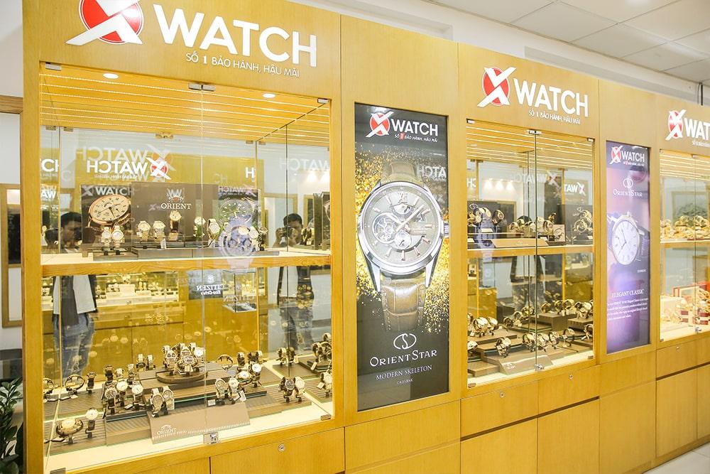 Showroom đồng hồ Xwatch