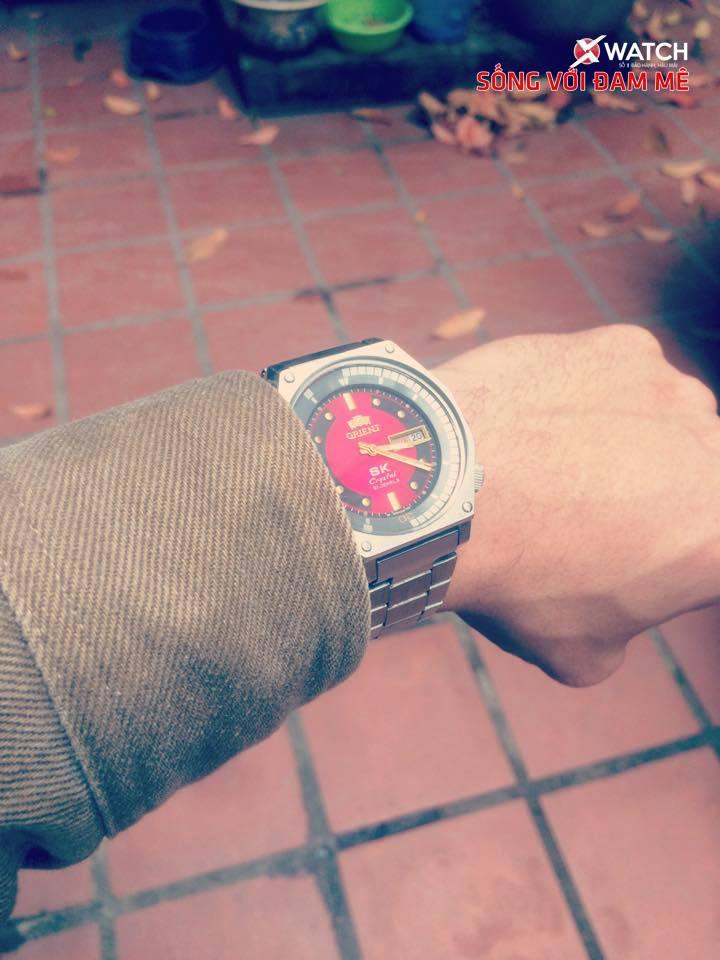 đồng hồ orient sk cơ
